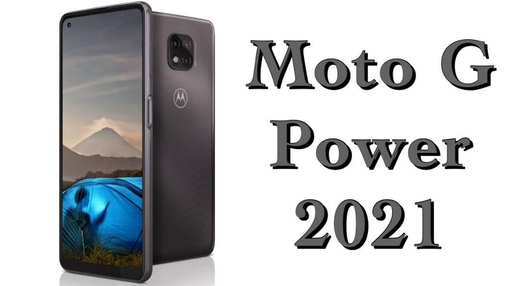 Moto G Power (2021)