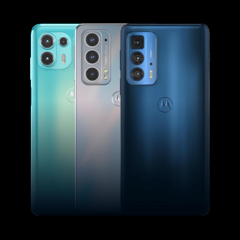Motorola Edge 20, Pro i Lite Naslovna