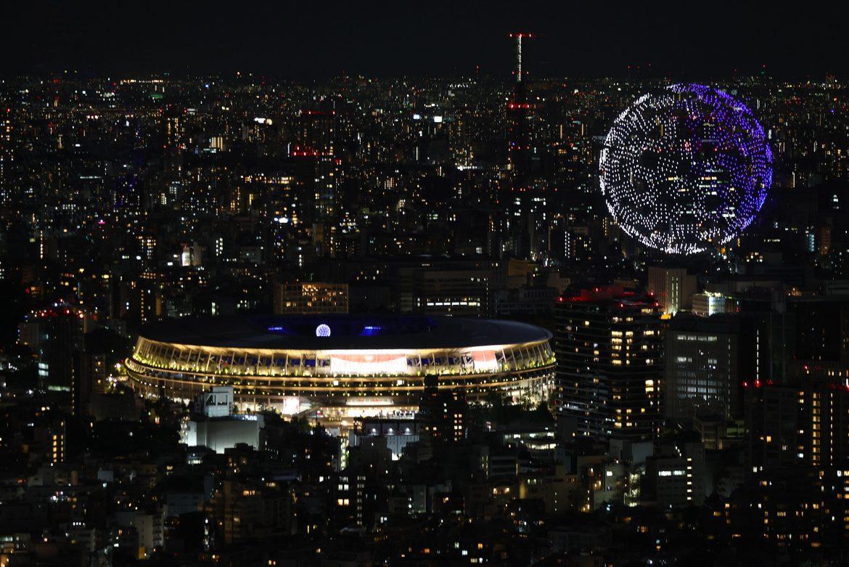 Olimpijske igre Tokio Naslovna