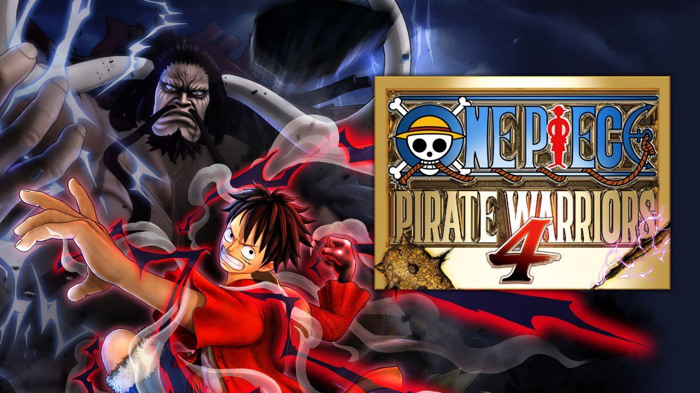 Pirate Warriors 4 Naslovna