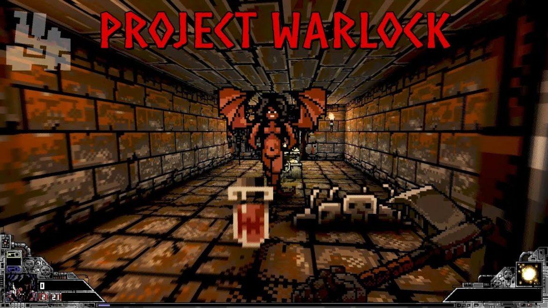 Project Warlock Naslovna