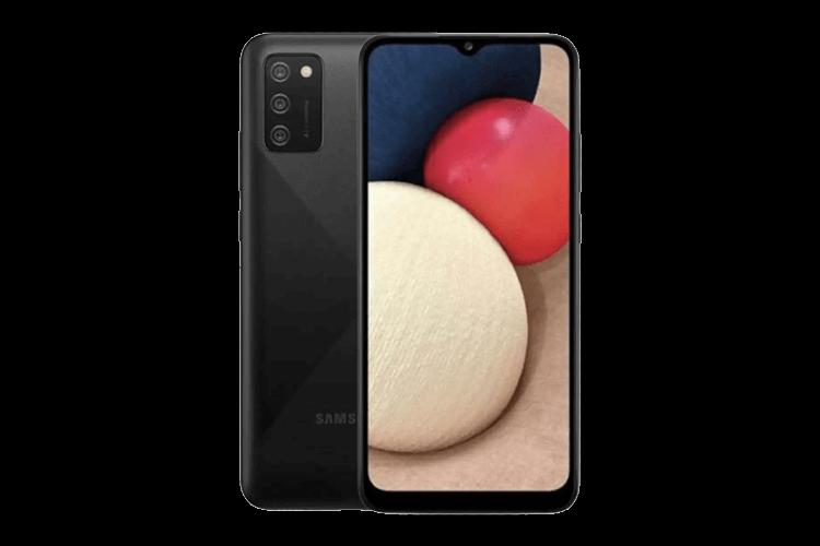 Samsung Galaxy A02s Naslovna