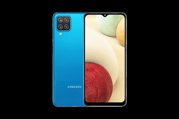 Samsung Galaxy A12 Naslovna