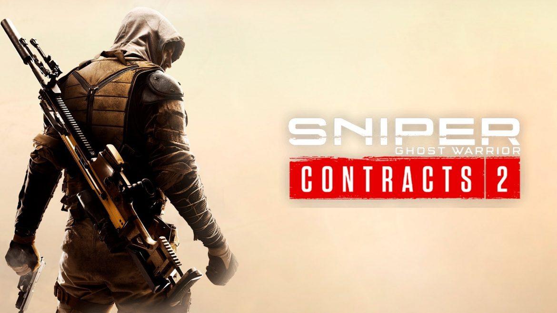 Sniper Ghost Warrior Contracts 2 Naslovna