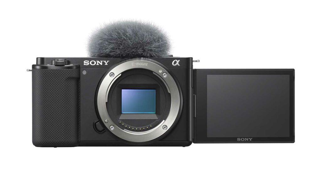 Sony ZV-E10 Naslovna