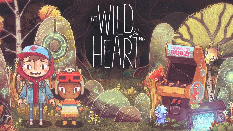 The Wild at Heart Naslovna