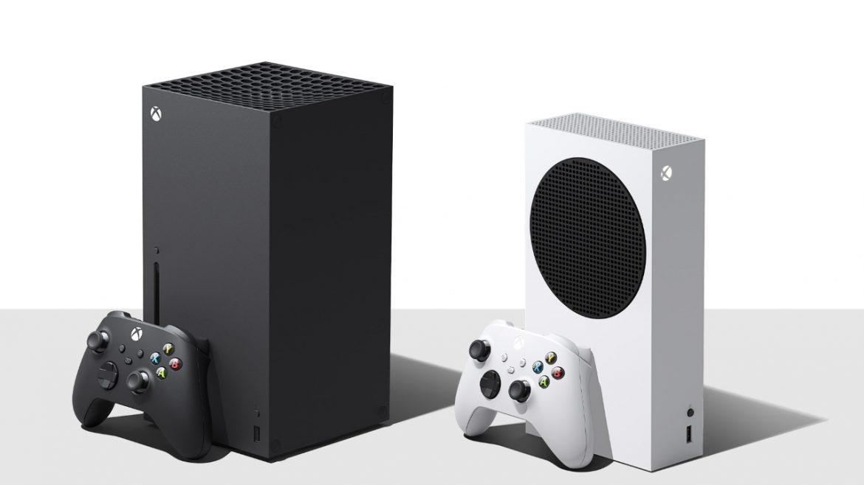 Xbox series X i S Naslovna