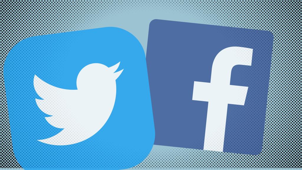 Fejsbuk Tviter