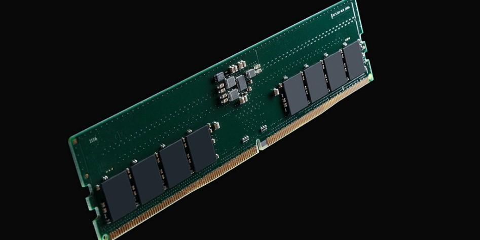 Kingston DDR5 Naslovna
